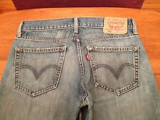 LEVI'S 559 RELAXED STRAIGHT VINTAGE JEANS ACTUAL 32 x 30 Tag 30 x 30 BEST K16r