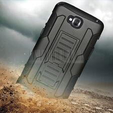 Rugged Armor Hard Holster Hybrid Case Impact Cover For LG G Pro Lite D680 D682