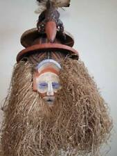 African Ethnographic Collectable Masks