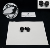 Mirror Hole Plugs Triumph Bonneville SE Scrambler Thruxton Speed Triple 7/8 BARS