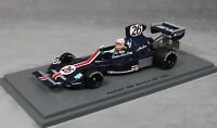 Spark Hesketh Ford 308 Monaco Grand Prix 1975 Alan Jones S2240 1/43 NEW