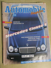 LA SEMAINE AUTOMOBILE: n°423: 13/05/1995: MERCEDES E - ROVER 400 - ALFA 146 - A6