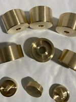 Weighted 9 Pcs Trumpet Finger Buttons Magetone fit most of Bach,B&S or Yamaha