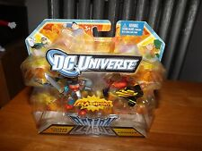 Dc Universe, Flashpoint, Action League, Wonder Woman And Aquaman Nip, 2011