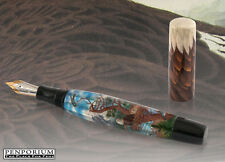KRONE JOHN JAMES AUDOBON MAGNUM BALD EAGLE FOUNTAIN PEN