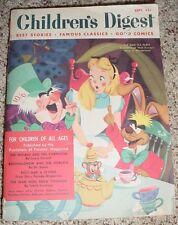 THE CHILDREN'S DIGEST SEPTEMBER 1951