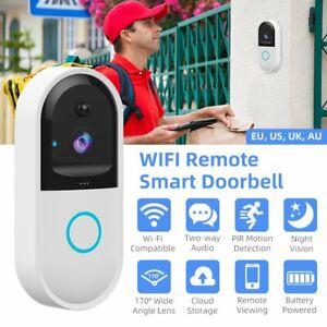 2,4 GHz Videokamera Drahtlose WIFI Smart Remote PIR Türklingel  Kamera Maschine