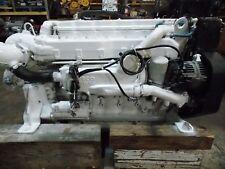 Cummins/Iveco  QSB Marine propulsion 370 HP diesel/No transmission