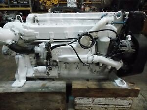 Cummins/Iveco  QSB Marine propulsion 370 HP diesel/No transmission