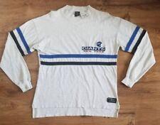 Vintage New York Giants Longsleeve T Shirt Front Row Salem Mens Sz XL Gray *Rare