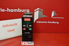 DANFOOS VLT 2800 1,5 kW 2hp variateur de fréquence