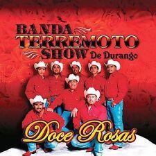 Banda Terremoto Show De Durango : Doce Rosas CD