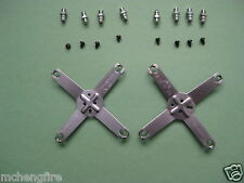 Xbox 360 X Clamps with studs and screws