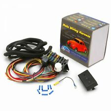Keep It Clean 12 Fuse Wire Harness System Rat Street Model Custom Hot Rod Coupe
