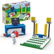 BanBao Snoopy American Football Building Block Set #7530 - Peanuts Collection