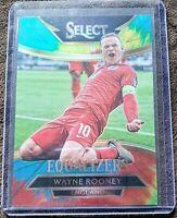 2015-16 Panini Select Wayne Rooney Equalizers Tie-Dye Prizm #/30 - England