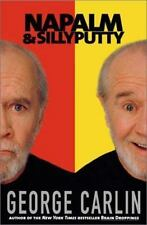Napalm & Silly Putty, George Carlin, 0786864133, Book, Acceptable