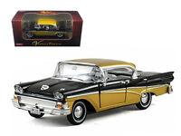 1958 Ford Fairlane 1:32 Diecast Model - 05861bk
