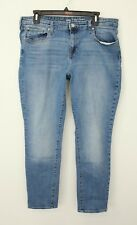 GAP ALWAYS SKINNY MID RISE STRETCH JEANS SIZE 16/33 REGULAR