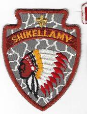BOY SCOUT   CAMP SHIKELLAMY  GB PP DANIEL BOONE CNCL  PA