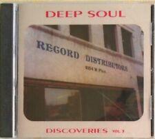 DEEP SOUL DISCOVERIES - CD - Vol. 3 - BRAND NEW