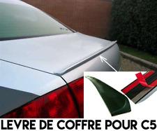 LAME COFFRE SPOILER BECQUET LEVRE AILERON pour CITROEN C5 X7 2008-17 HDI THP V6