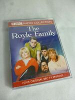 BBC Radio Collection The Royle Family 4 episodes Cassette Audio Tapes