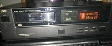 JVC XL-M97 CD Player Dual D/A Converter System 6-Disc Magazine Changed-No Remote