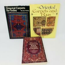 Orientals Carpets and Rugs Antique Books Walter Hawley, Ian Bennett, Nicolas Fok