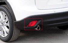 For Mazda CX-5 13-16 Halogen Car Rear Fog Light Trunk Bumper Lamps Reflector