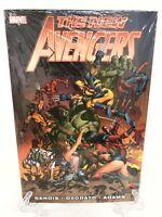 New Avengers Volume 3 Bendis Col #17-23 Marvel Comics HC Hard Cover New Sealed