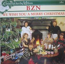 BZN - WE WISH YOU A MERRY CHRISTMAS - LP