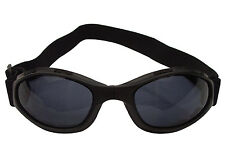 Black Swat Tactical Collapsible Goggle Shatterproof Sunglasses 10367 Rothco