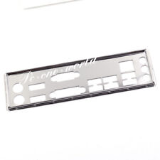 I/O Shield BACKPLATE For ASUS B85M-E Motherboard IO