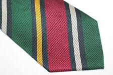 PAUL & SHARK Silk tie Made in Italy E97178