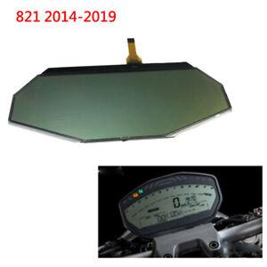 Speedometer Tachometer Instrument LCD Screen For Ducati Monster 821 2014-2019