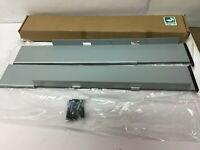 NEW 3312617902 Steel Rack Rail Kit with Hardware