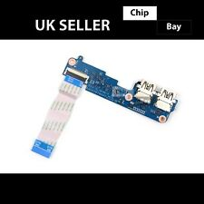 GENUINE HP 15-CS USB PORT BOARD WITH CABLE DA0G7BTB6D0