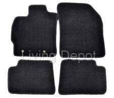 Fit For 08-15 Scion xB 4Dr Floor Mats Carpet Front & Rear Nylon Black