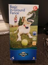 New listing PetSafe Basic In-Ground Pet Fence Containment System (Pig00-14582) - Nob