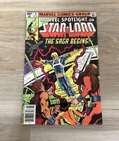 Marvel Spotlight on Star-Lord 6 1980 1st appearance
