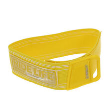 D2E9 2X Bike Reflective Bands Trousers Pant Clips Strap Bind Ankle -Yellow P8S8
