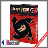 Loup Garou Les Loups Garous Jeu De Societe Jeu De Role Cadeau Noel Jeu Poche