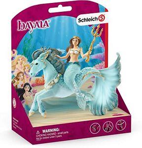 Schleich bayala, 3-Piece Playset, Mermaid Toys for Girls and Boys