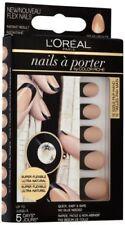 L'Oreal Nails a Porter Color Riche Press on False Nails  Killer Nude
