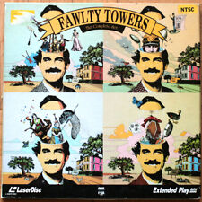 FAWLTY TOWERS (L'HOTEL EN FOLIE) • CLEESE • SCALES • LASERDISC • NTSC • VO • BOX