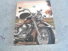 VINTAGE CATALOG  - 2008 HARLEY DAVIDSON motorcycle parts  (832 pages)