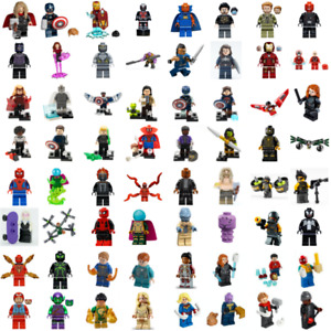 Lego Marvel Super Heroes Minifigures YOU PICK. New