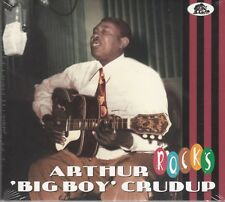Arthur Crudup-Rocks-CD Bear Family Productions New