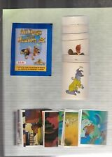 1996 Baio All Dogs Go To Heaven Sticker Set (168)